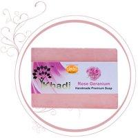 Rose Geranium Handmade Premium Soap