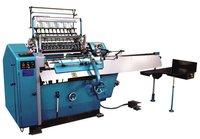 Semi Automatic Thread Book Sewing Machine