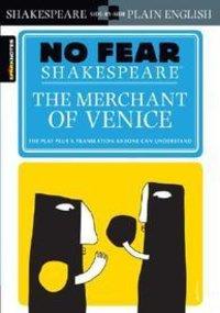 No Fear The Merchant Of Venice Book