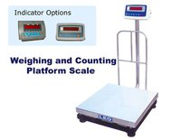 Weighing And Counting Platform Scale