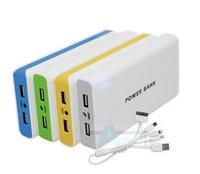 Usb Portable Power Bank Charger