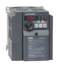 Mitsubishi Fr-D700 Variable Frequency Drive