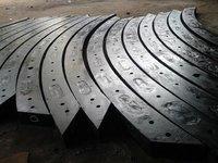 Bi Metal Slip Seal Ring Segment For Dri Kiln