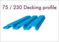 Composite Floor Decking Profiles