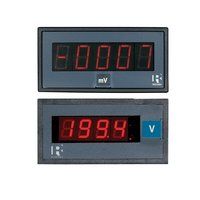 Digit Display Ac Ammeter Volt Meter