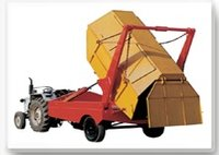 Tractor Dumper Placer