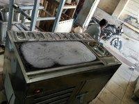 Stone Ice Cream Machine