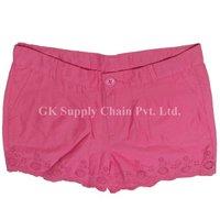 Exclusive Ladies Shorts