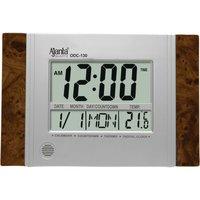 Digital Lcd Wall Clock