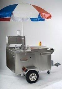 Hot Dog Trolley