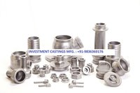 Precision Steel Investment Castings