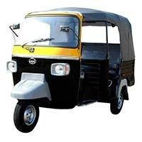 Three Wheeler Diesel Auto Rickshaw