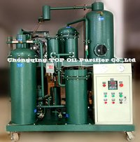 Tya Series Used Lubricant Oil Water Separator And Extraction Machine