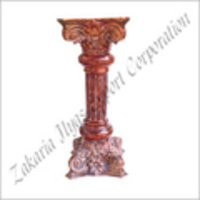 Decorative Designed Pillars