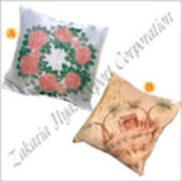 Decorative Hand Painted Cushion Cover