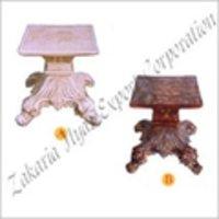 Decorative Stone Garden Pillars