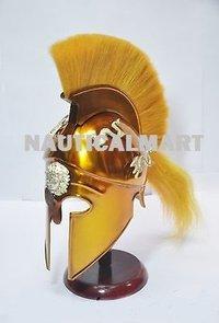 Greek Corinthian Helmets