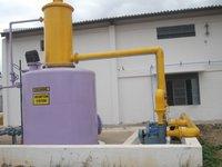 Chlorine Leak Absorption Unit