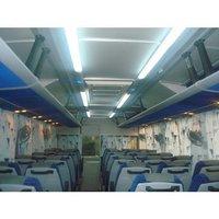 School Bus Interior Design Services