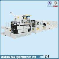 Automatic Tin Can Body Welding Machine