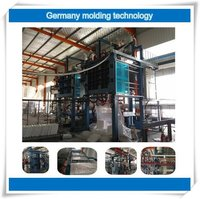 Eps Shape Molding Machine With High Productivity