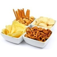 Chips And Salty Rings