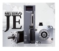 Mitsubishi MR-JE Servo Drive And Motor