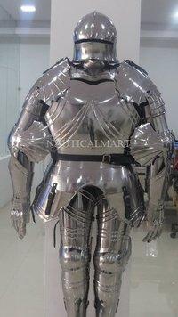 Gothic Full Suit Of Armor