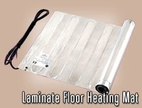 Laminate Floor Heating Mat