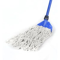 Cotton Mop With Stick Rod