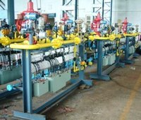 Gas Pressure Regulating Station