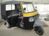 Commercial Diesel Three Wheeler Auto Rickshaw