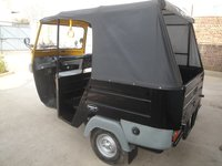 Commercial Goods Carrier Three Wheeler Vehicle
