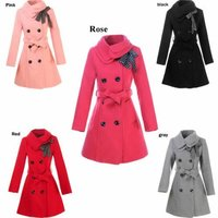 Stylish Ladies Winter Long Coats