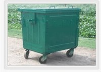 Garbage Collection Container