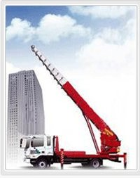 High Rise Ladder Lift Truck