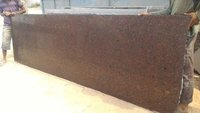 Tan Brown Leather Finish ( Cutter) Granite