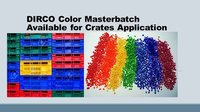 Color Masterbatch For Crates