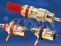 Coaxial Connectors RCA Series
