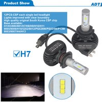 S1 Csp 4000lm Led Head Light Kit