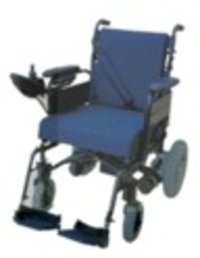 Customized Power Wheelchair