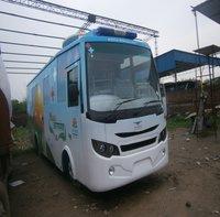 Mobile Tele-Medicine Van
