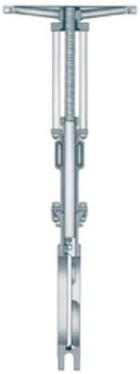 Bolted Bonnet Metal Seated Knife Gate Valves