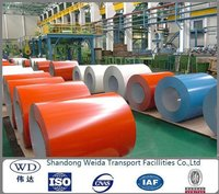 Galvanized Aluzinc Steel Coil For Building Materials