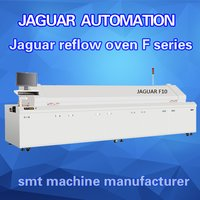 Smt Infrared Hot Air Lead Free Reflow Oven