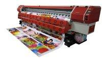 Digital Solvent Printing Machine