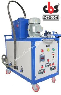 Wire Drawing Oil Centrifugal Filtration Machine