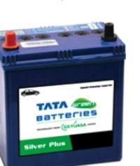 Battery 38B20L Silver Plus (Tata Green)