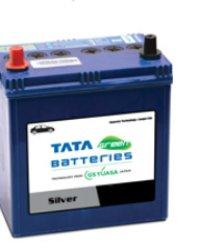 Battery 38B20L Silver (Tata Green)
