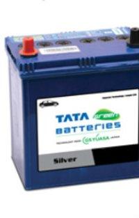 Battery 38B20R Silver (Tata Green)